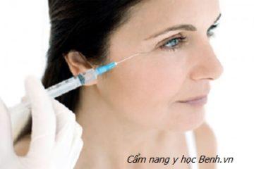 Cảnh báo nguy cơ suy tim, tử vong do tiêm botox bằng chất Botulinum A