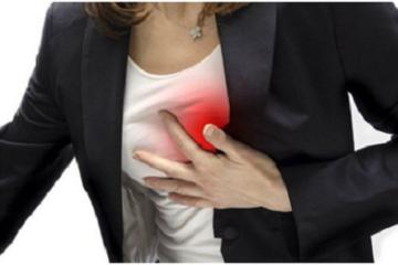 Cảnh báo những dấu hiệu nhồi máu cơ tim ở nữ giới