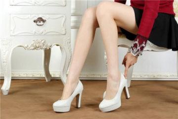 Đi giày cao gót thế nào để không gây hại đến sức khỏe?