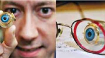 Anh: Cấy ghép mắt điện tử cho bệnh nhân 80 tuổi