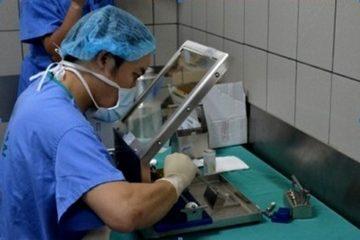 Cấy hạt phóng xạ điều trị bệnh ung thư được sự công nhận của Quốc tế