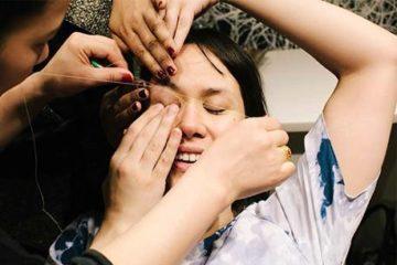 Cấy, nối lông mày – Trào lưu mới của phái đẹp trên thế giới