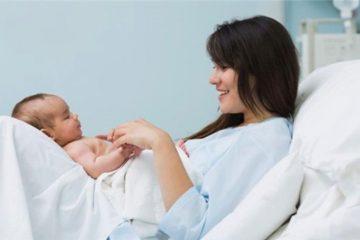 Bí quyết hồi phục sức khỏe sau sinh