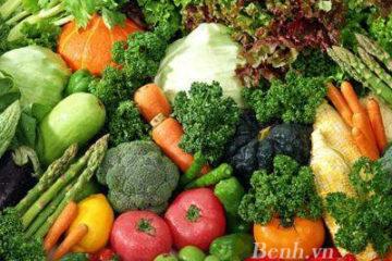 Có phải rau có lõi, gân thì nhiều chất xơ hơn hay không?