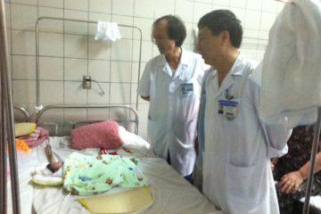 Cứu sống mẹ con thai phụ bị biến chứng phổi nặng do cúm A/H1N1
