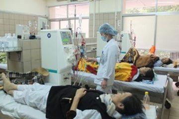 Bệnh nhân chạy thận tại BV Bạch Mai sắp được làm mẹ