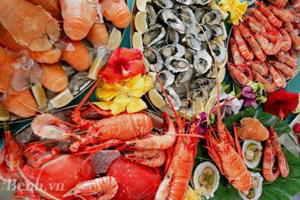 Chế độ ăn tránh tạo sỏi thận nên tránh ăn nhiều hải sản