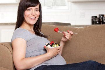 Chế độ dinh dưỡng cho bà bầu 3 tháng giữa thai kỳ