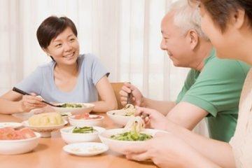 Dinh dưỡng cho người già thế nào cho đúng?