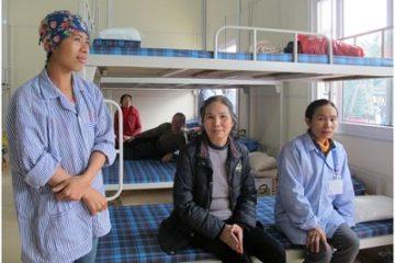 chỗ trọ 0 đồng cho người bệnh ung thư ở Hà Nội