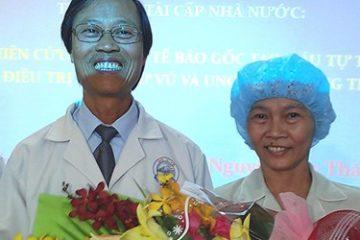 điều trị thành công ung thư buồng trứng