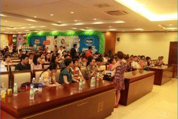 Bệnh viện phụ sản Trung ương tổ chức ngày hội dành cho mẹ và bé 02/08/2014