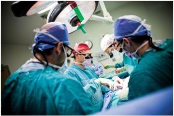 phẫu thuật ung thư gan