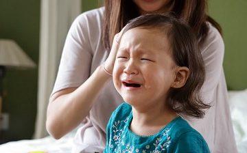 Một củ khoai tây có thể trị được cơn ăn vạ, khóc lóc của trẻ rất hiệu quả