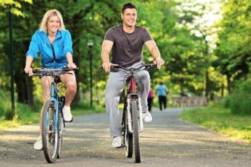 Đạp xe đạp có thể gây tổn thương thận và bộ phận sinh dục