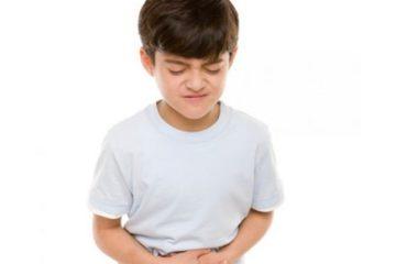 Triệu chứng đau bụng mạn tính ở trẻ em