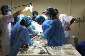 Sản phụ mắc bệnh bạch cầu đã sinh mổ thành công tại Viện Huyết học-Truyền máu TƯ