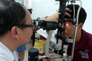 Dịch bệnh đau mắt đỏ lây lan nhanh chóng trên diện rộng