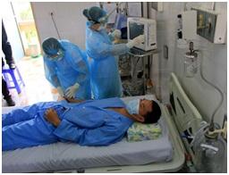 Diễn tập chống MERS tại Hà Nội trước nguy cơ lây lan trong cộng đồng