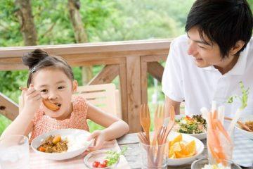 Chế độ dinh dưỡng cho trẻ bị bệnh