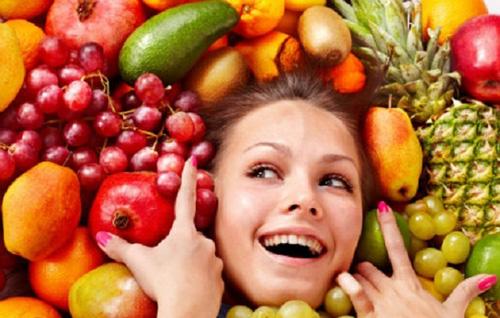 thực phẩm ảnh hưởng đến nhan sắc