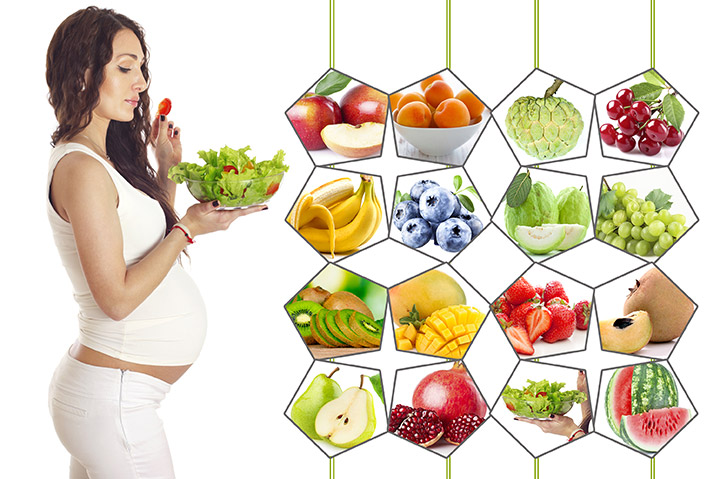 Dinh dưỡng tốt cho bà bầu