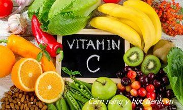 chống ung thư máu từ vitamin c