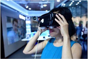 Dùng kính thực tế ảo cần cân nhắc khi sử dụng cho trẻ em?