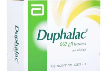 Cách dùng thuốc táo bón Duphalac an toàn, hợp lý, hiệu quả