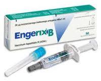 Engerix-B Vaccin tiêm viêm gan B của Bỉ