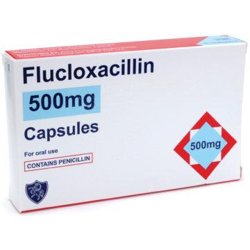 Kháng sinh Flucloxacilin
