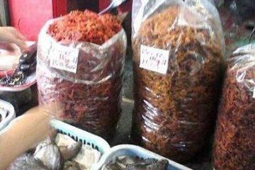 Gan heo được biến thành thịt khô bò