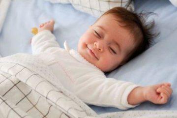 Thời gian ngủ đủ cho trẻ ở từng lứa tuổi là bao lâu?