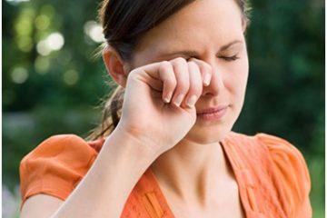 Giải pháp phòng ngứa mắt khi đông về