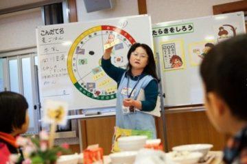 Những bài học trẻ em Nhật Bản được dạy từ bữa ăn trưa ở trường