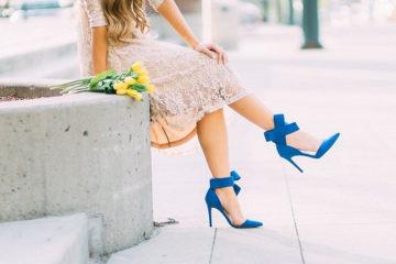 Các bệnh thường gặp khi đi giày cao gót
