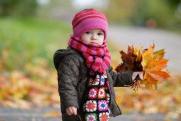 Bí quyết giữ gìn sức khỏe cho bé trong mùa đông