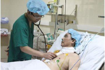 Hà Nội ghép tim, gan thành công từ chàng trai Sài Gòn chết não
