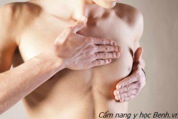 đàn ông mắc bệnh ung thư vú