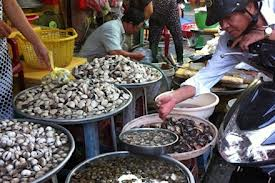 Trong hải sản tươi sống phát hiện có virus độc hại