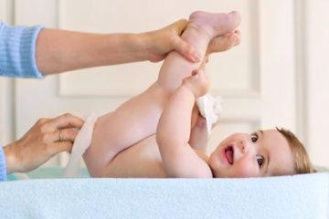 Nguyên nhân gây bệnh hăm ở trẻ sơ sinh