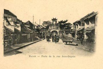 Nét đẹp phố phường Hà Nội xưa (Phần 7)