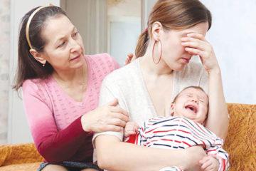 Phòng ngừa hậu sản sau sinh