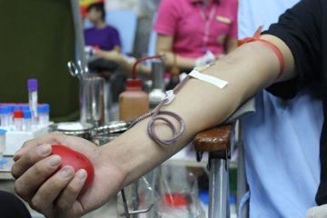Hiến máu có hại gì không?