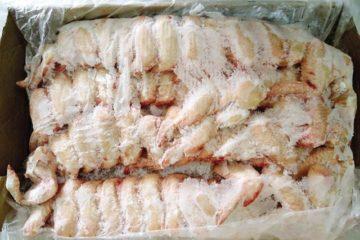 Hoảng với thịt gà giá rẻ chỉ với 20.000 đồng/kg
