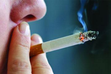 Thuốc lá và ảnh hưởng của nó lên các bệnh hô hấp