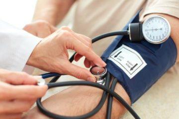 huyết áp kẹt