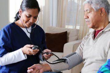 Huyết áp thấp với người cao tuổi