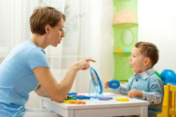 Cách sửa tật nói ngọng ở trẻ