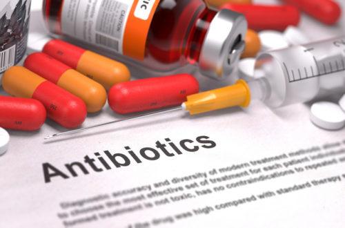 thiếu kháng sinh